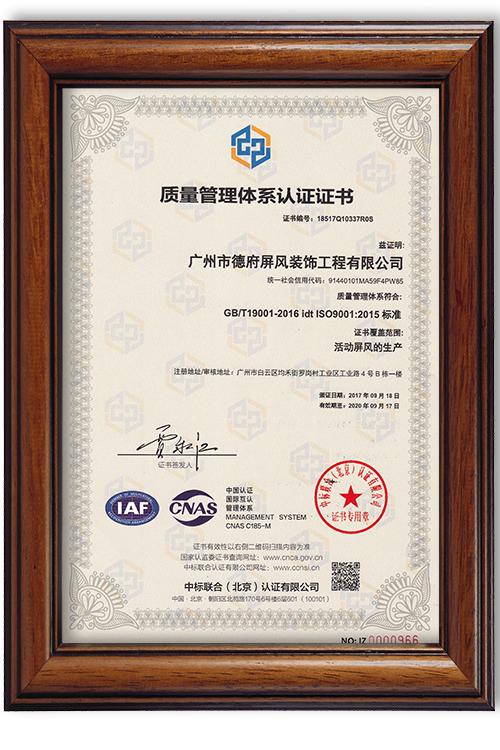ISO9001(中)